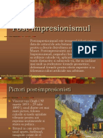 Post Impresionismul