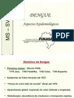 Aula - Dengue, epidemiologia, patogenia e manejo clínico