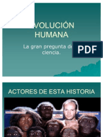 EVOLUCIO HUMANA 1