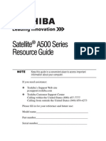 Satellite A505 Resource Guides BFA3Cd01
