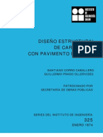DISEÑO PAVIMENTOS FLEXIBLES