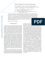 Edmund J. Copeland et al- What is needed of a tachyon if it is to be the dark energy?