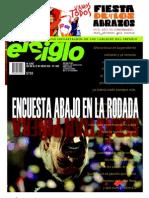 El Siglo, nº 1592, enero 2012