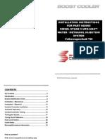 Install Manual 45005 TDI