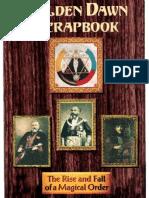 The Golden Dawn Scrapbook - R. A.Gilbert