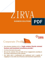 Zirva - Corporate Profile