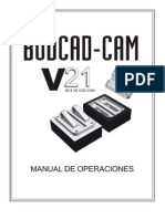 BobCAD-CAM Version21 FULL Manual español