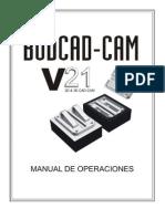 BobCAD-CAM Version21 FULL Manual español