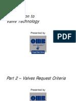 2852_OMB Orientation to Valves -Part 2
