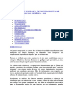 GUIA PRÃ_TICO DE SEGURANÃ_A EM COZINHA HOSPITALAR - SERVIÃ_O DE NUTRIÃ_Ã_O E DIETÃ_TICA - SND