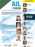 Retail Leaders Forum 2012