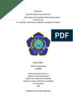 Revisi Proposal Pkpi -Arifin Nur Hamzah
