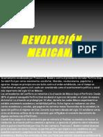 La Revolucion Mexicana1