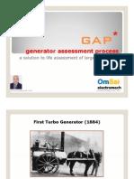 Generator Assessment Process - An Overview