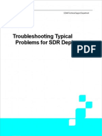 SDR Trobleshooting Doc V1.0 20090105