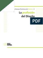 La profesión del diseño - Manual de buenas practicas del diseño 3