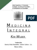 Medicina Integral Ken Wilber