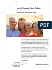 parent care ebook august 2010