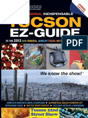 2012 Tucson EZ-Guide by Xpo Press | Tucson | Restaurants