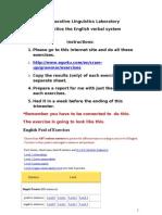 Comparative Linguistics Laboratory