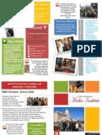 WMI Brochure