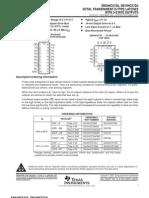 SN74HC573A - Octal Transparent D-Type Latche