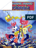 Warhammer - 5Th Edition - Army Book - Bretonnia