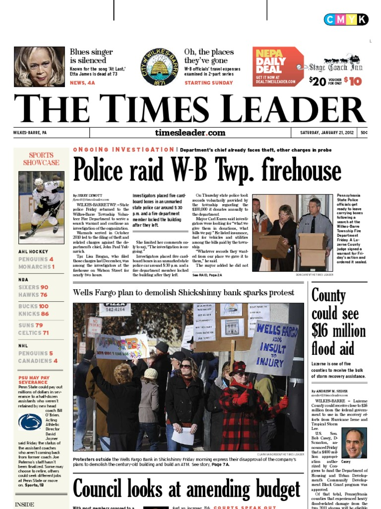 f8a1bbd319e3b Times Leader 01-21-2012   Wilkes Barre   Assault