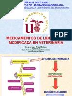 Medicamentos Liberacion Modificada Veterinaria