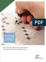 Customer Training Calendar 2012