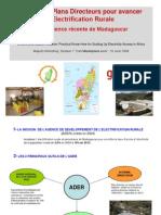 7.4.Madagascar ADER Planning