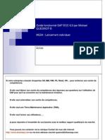 GU_SAP ECC6_ME54N - Lancement Individuel