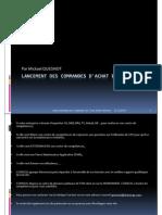 GU_SAP ECC_Lancement Des Commandes d'Achat EnjoySAP_ME29N