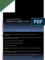 GU_SAP ECC_Lancement Des Demandes d'Achat