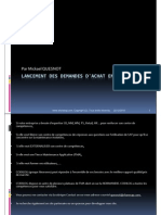 GU_SAP ECC_Lancement Des Demandes d'Achat EnjoySAP_ME54N