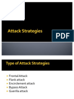 Offensive Attack Strategy