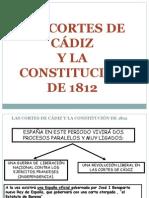11.2. CORTES DE CÁDIZ