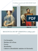 12.2 Minoria de Edad de Isabel II