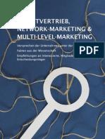 Dr. Claudia Groß Direktvertrieb, Network Marketing, Multi-Level-Marketing