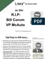 39A. Bill Corum