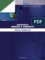 ENEA - Rapporto Energia e Ambiente 2009