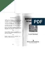 Waters of Return (Rare Voodoo Text) - Louis Martinie