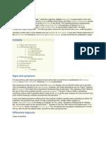 Jaundice Information