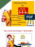 Mcdonald Final Presentation MM