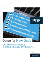 Guide for New Dads