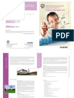 IIMK APPM Brochure
