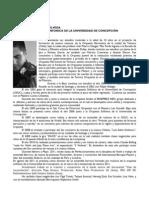 Curriculum Ramiro Vera