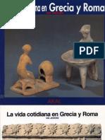 Vida Cotidiana en Grecia y Roma (AKAL)
