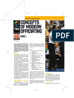 Concepts of Modern Officiating