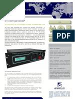 Envirtech TCPIP-DCTU-01 Concentrator and transceiver for SCADA